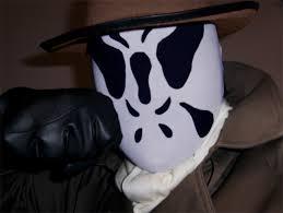Rorschach Halloween Costume Rorschach Costume Closeup Oberious Deviantart