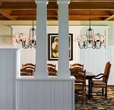 Nantucket Beadboard Dining Room - Beadboard dining room
