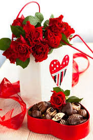 flowers and chocolate s day flowers chocolates idea for my