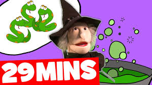 witch u0027s stew song and more 29mins halloween songs collection for