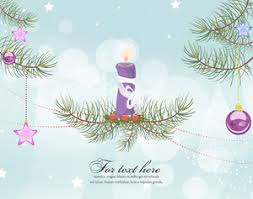 christmas candle vector royalty free stock image storyblocks