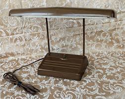 Fluorescent Desk Lamps Sale Etsy Your Place To Buy And Sell All Things Handmade