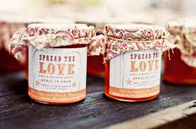 jam wedding favors summer outdoor picnic wedding favor weddingbee