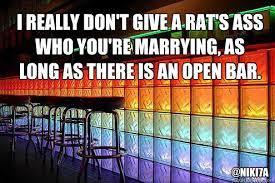 Rats Ass Meme - i really don t give a rat s ass who you re marrying as long as