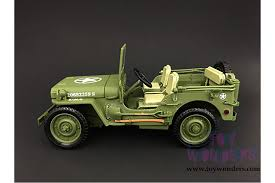 jeep us army jeep vehicle us army 77404 1 18 scale wholesale diecast model car