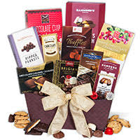 chocolate baskets chocolate gift baskets by gourmetgiftbaskets