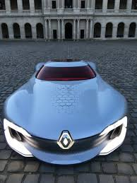 renault concept cars the renault trezor voted most beautiful concept car of 2016