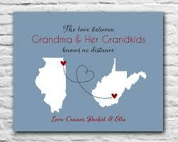 gift for grandma long distance grandparents grandmother