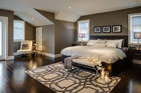 area rugs for dark hardwood floors family room contemporary with