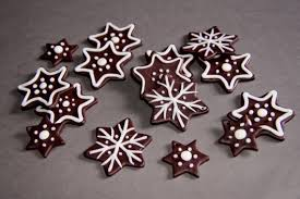 handmade ornaments with polymer clay cookies