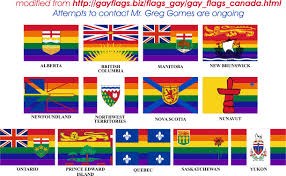 New Brunswick Flag 4x6 Tabletop Flags