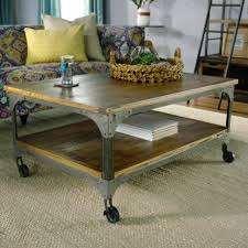 Rustic Wood And Metal Coffee Table Delightful Wrought Iron End Tables Coffee Table Fabulous Wood
