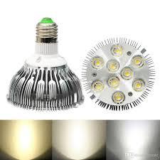 Led Light Bulb Reviews by Best Dimmable Par30 Led Spotlight Bulb 9 2w 18w 85 265v Cool White