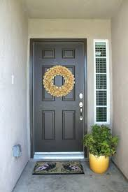 best front door paint colors black paint color for front door of gray house best grey ideas
