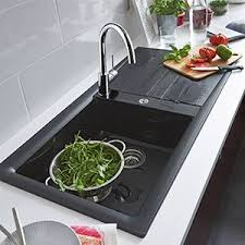 evier retro cuisine evier et robinet de cuisine leroy merlin