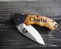 Groomsmen Knife Gifts Best Man Knife Etsy