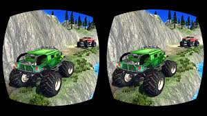 monster truck racing games 3d vr monster truck racing 3d android apps on google play