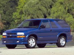 opel blazer chevrolet blazer 3 doors specs 1995 1996 1997 1998 1999