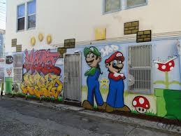 mario brothers street art sf mario brothers