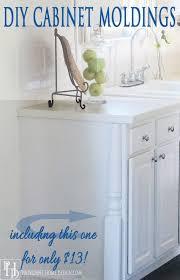Kitchen Cabinet Trim Ideas Breathtaking Kitchen Cabinet Trim Molding Ideas Images Decoration