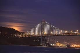 Bay Bridge Lights The Wanderers Bay Bridge Lights Plus