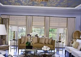 Draperies For Living Room 25 Roman Shades And Curtain Ideas To Harmonize Modern Living Rooms