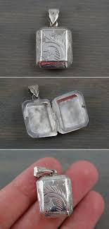 box lockets 366 best lockets container jewelry images on lockets