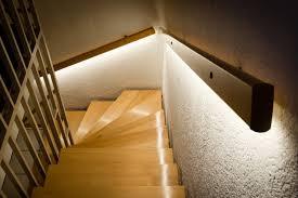 led treppe led bänder für sicherheit und orientierung led stripes