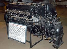 rolls royce merlin engine green monsters