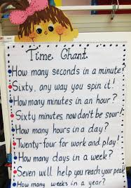 How Many Weeks In A Year First Grade Wow It U0027s About Time Math Pinterest Math