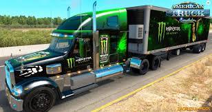 ats reefer3000r halrey davidson rockstar energy drink trailer