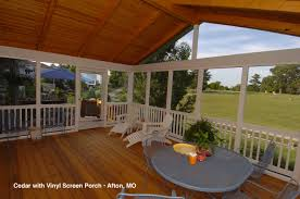 St Louis Patio Furniture by Porches Sunrooms