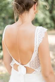 collier dos nu collier de mariée avec bijou de dos amelina u003e the great palette
