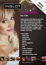 bridal makeup classes hilda murphy makeup artist inglot bridal course review