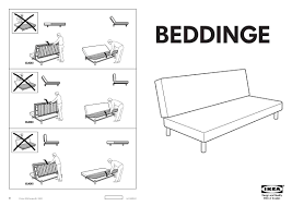 Sofa Come Bed Ikea by Exarby Sofa Bed Manual Revistapacheco Com