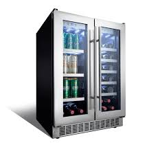 Glass Door Beverage Refrigerator For Home by Dbc047d2bsspr Silhouette Appliances