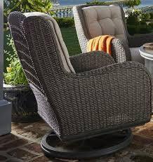 Paula Deen Patio Furniture Paula Deen Darling Outdoor Swivel Lounge Chair Morris Home