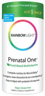 rainbow light prenatal one multivitamin rainbow light prenatal one multivitamin 150 tablets