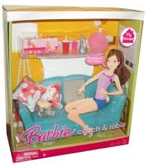 barbie my house couch u0026 table l9481