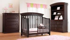 Sorelle Vicki 4 In 1 Convertible Crib Sorelle Verona And Vista Elite Toddler Guard Rail Espresso