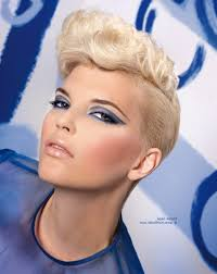 haircuts with longer sides and shorter back short back and long sides hairstyle women short back and sides