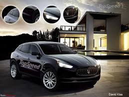 maserati levante wallpaper the maserati levante suv team bhp