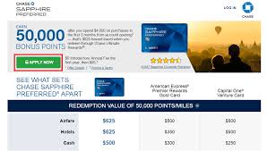 apply for chase sapphire preferred credit card check application