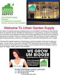 Urban Garden Supply - it u0027s my michigan business directory home u0026 garden hydroponics