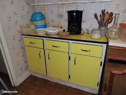 mobilier cuisine vintage cuisine vintage formica amazing posts with cuisine vintage