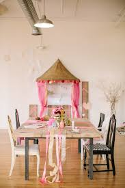 Pink And Gold Table Setting by Girlfriend Get Together Idea A Sparkly Pink And Gold Soiree