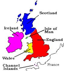 map uk ireland scotland genuki uk and ireland