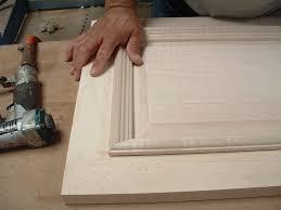 Kitchen Cabinet Door Trim Molding Diy Mdf Shaker Cabinet Doors How To Build A Storage Cabinet Adding