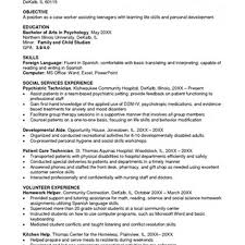 Should I Put Volunteer Work On Resume How To Write A Resume Using Volunteer Experience