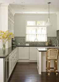 green subway tile kitchen backsplash green subway tile backsplash cottage kitchen studio william